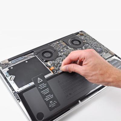 MacBook-Battery-replacement